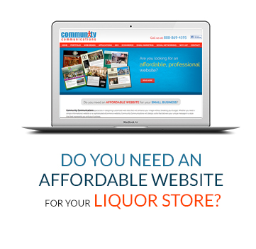Do You Need An Affordable Website For Your Liquor Store?