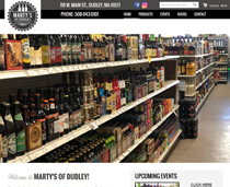 Marty's of Dudley Liquor Store